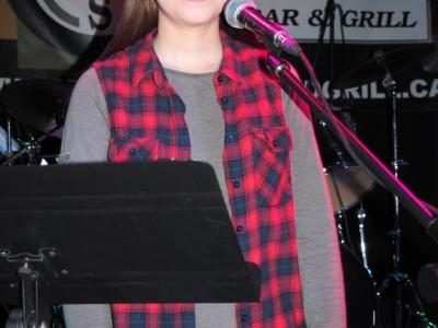 Academy of Music London Rock Band Dec 2015 #3