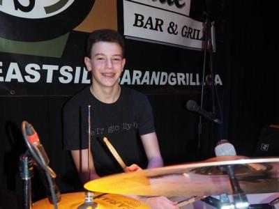 Academy of Music London Rock Band Dec 2015#9