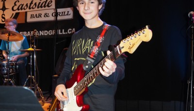 Academy of Music London Rock Band Dec 2015 #5