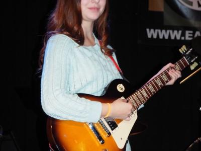 Academy of Music London Rock Band Dec 2015 #4