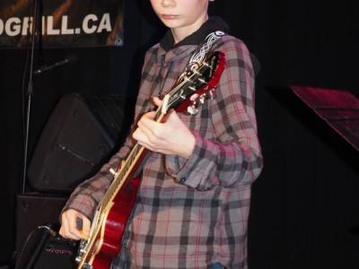 Academy of Music London Rock Band Dec 2015 #6