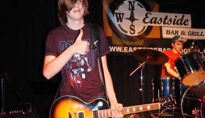 Academy of Music London Rock Band Dec 2015 #10